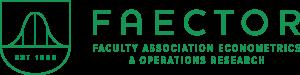 FAECTOR Logo Groen